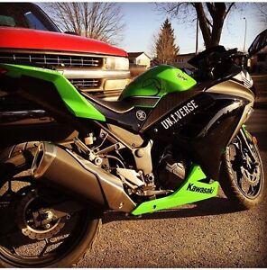 Kawasaki Ninja 300 Special Edition