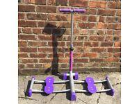 Exercise Equipment Step Master