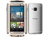 HTC One M9 - 32GB - (Unlocked) Smartphone Mobile