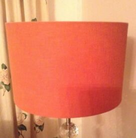 Pair of Laura Ashley lamp shades. £10 together