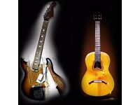*WANTED – Old, Unloved, Unwanted, Damaged Guitars – electric or acoustic*