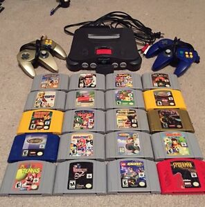 Big N64 Lot for sale