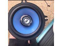 Kenwood 110w speakers