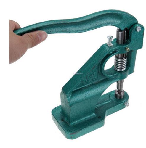 grommet punch machine