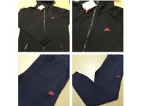 Brand New With Tags Men's Nike Tech Black Tracksuit £25