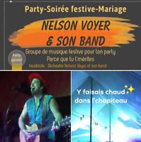 MUSICIEN GROUPE CHANSONNIER DUO CHANTEUR GUITARISTE  ET DJ PARTY