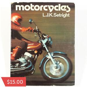 Motorcycles by L.J.K. Setright  $15