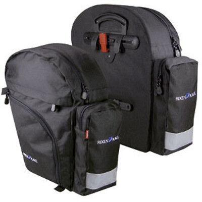 Rixen & Kaul Klickfix Gepäckträgertaschen Packtaschen Backpack