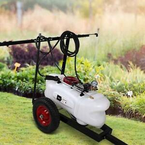 Weed Sprayer 60L Tank With Heavy Duty Trailer & Rear Boom Perth Perth City Area Preview
