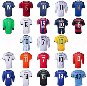 Soccer Jerseys - AAA TOP QUALITY LIKE REAL - WORLD CUP
