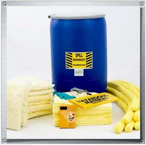 Spill Kit (new) ..... can deliver