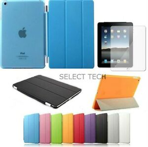 New-Smart-Stand-Magnetic-Slim-Leather-Case-Cover-For-Apple-iPad-Air-4-3-2-Mini