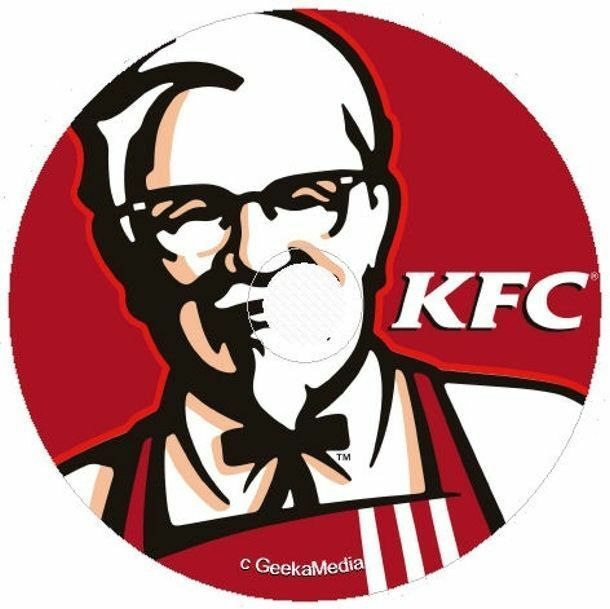 Kentucky Fried Chicken Recipes CD Authentic Secret Recipes KFC Cole Slaw Famous