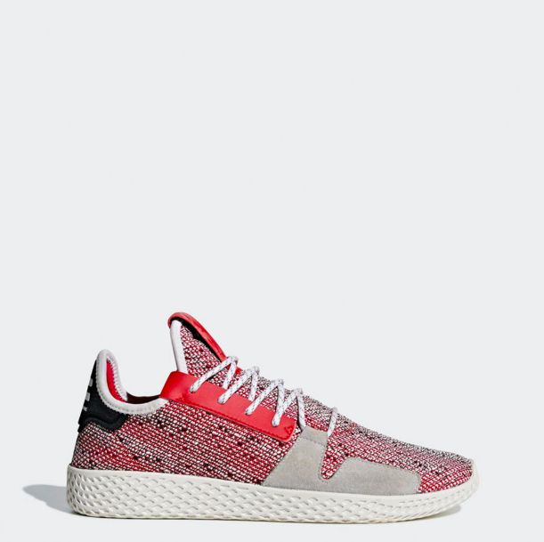 adidas Originals Pharrell Williams SOLARHU Tennis V2 | Rot