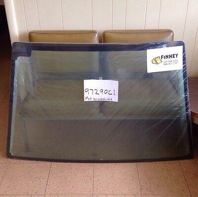 Case 580k 580l 97290c1 Backhoe Windshield Glass Front 580sk 580 Super K L 590