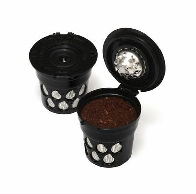 2 Keurig Reusable K-Cup Lipperpod Filters works with all Keurig BEST I HAVE (Best K Cup Reusable Coffee Filter)
