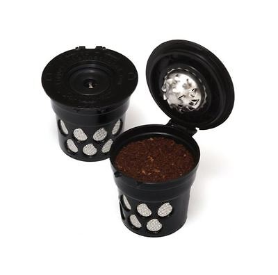 2 Keurig Reusable K-Cup Lipperpod Filters works with all Keurig BEST I HAVE (Best Reusable Coffee Filter)