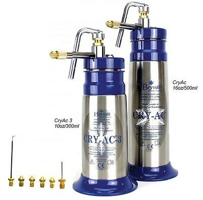 New Brymill Cryac Cryac 16oz 500ml Cryogenic Sprayer Sprayer B700