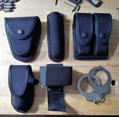 Gould & Goodrich Duty Belt accessories
