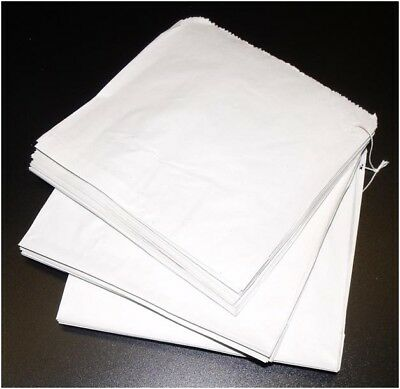 1000 white Sulphite Paper Sweet Bags 7