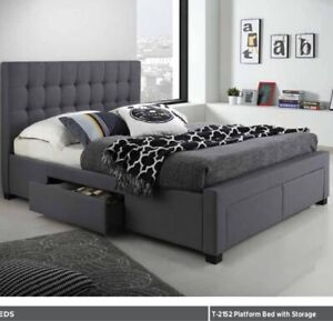 STORAGE BED SALE ON NOW