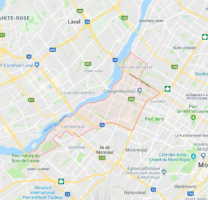 recherche entrepot ahuntsic - looking for warehouse in ahuntsic