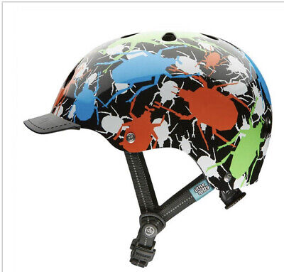 Baby Nutty Nutcase Street Sport Helmet XXS  Oodles Model