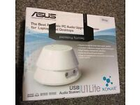 New Asus Xonar U1 lite sound card