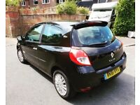 2011 Renault Clio 1.2 I Music, only 73k