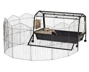 Oxbow small animal cage