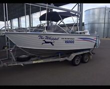 2004 Bermuda 540 Island Beach. 115 HP Evinrude only 110 Hrs Hermit Park Townsville City Preview