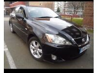 Lexus IS220D | FULL SERVICE HISTORY | LOW MILEAGE | 5 DOORS