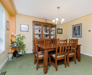 Dining Room Set - REDUCED to $1000