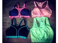 Selection Of Gym Bralets