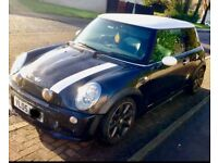 Mini Cooper 1.6 petrol FSH (John copper body styling) TOP SPEC Bargain £1650