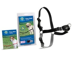 Easy walk front/chest clip harness