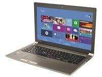 TOSHIBA TECRA Z50-A-15T,CORE I5-4210U 1.7GHZ BOOST TO 2.4GHZ 4TH GEN,128GB SSD,8GB RAM,WINDOWS 10