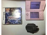 Nintendo DS and game