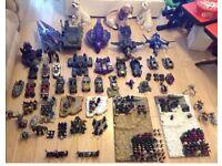 Halo Mega Blocks collection