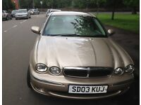 Jaguar X Type 2.1 Petrol Saloon - One Careful Owner