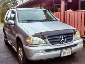2003 Mercedes-Benz M-Class SUV, Crossover with Sportz Camper
