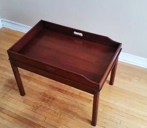 Bombay Tray Table