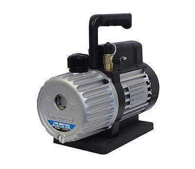 Mastercool 90062-b - 3 Cfm Single Stage Vacuum Pump - Free Shipping New