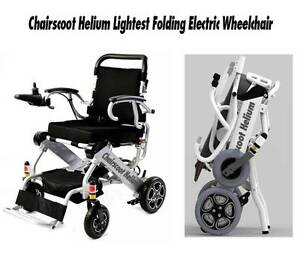 Motorised Wheelchair Bundall Gold Coast City Preview