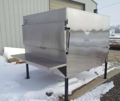 Semo Smokers Llc 48x48 Insulated Rotisserie Smoker