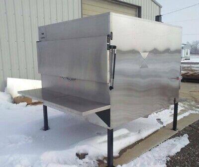 Semo Smokers Llc 48x48 Insulated Rotisserie Smoker