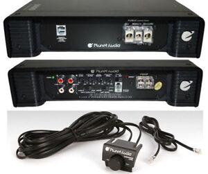 planet audio ac5000 1d class d mono monoblock 5000 watt car power amplifier amp. Black Bedroom Furniture Sets. Home Design Ideas