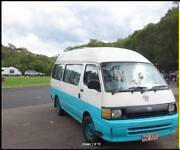 Toyota Hiace Campervan in great condition Forest Lake Brisbane South West Preview