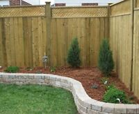 AFFORDABLE FENCES AND DECKS!!