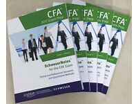 2017 CFA Schweser Notes + Full Note set + Quicksheet + Workbooks